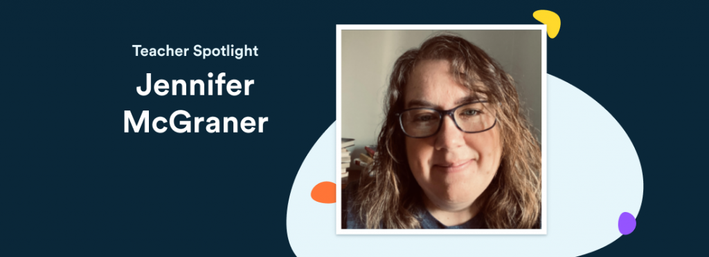 Teacher spotlight blog header