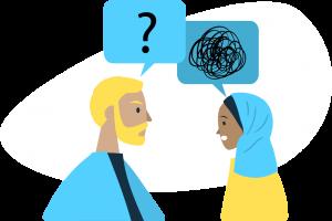 confusing communication between teacher and parent