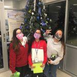 christmas scavenger hunt tree
