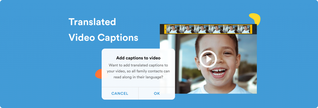 Engage All Families with Translated Video Captions