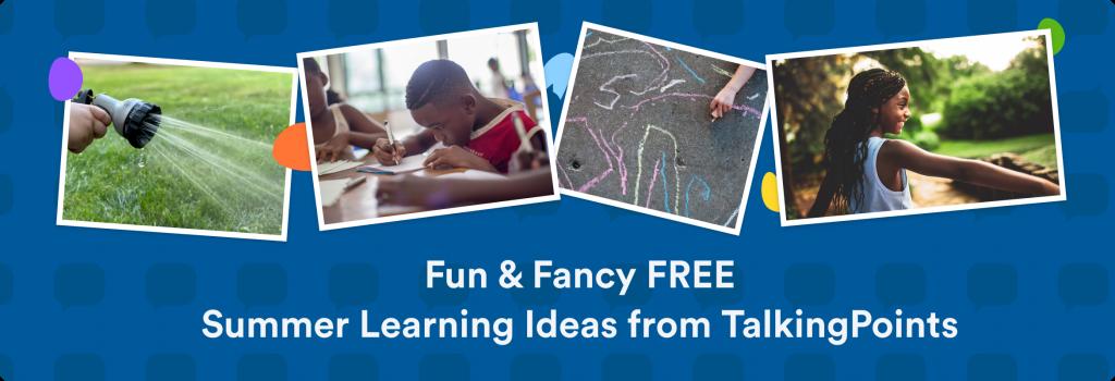 Summer Learning Ideas